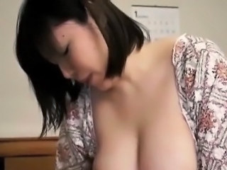 Asian Big Tits MILF