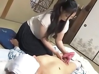 Asian Handjob Small Cock