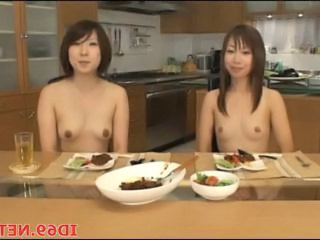 Nudist Asian Japanese