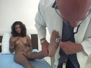 Doctor Indian Interracial