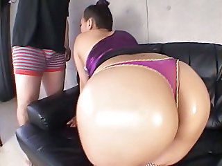 Amazing Asian Ass