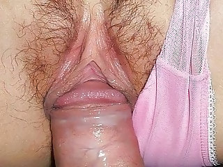 Close up Asian Hairy