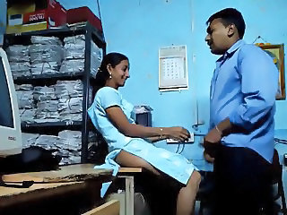 Indian HiddenCam Secretary