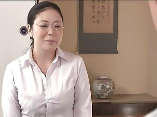 Asian Glasses