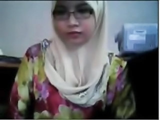 Arab Glasses Webcam