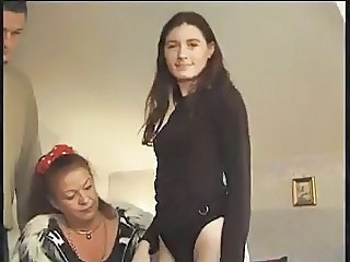 Mature Daughter European