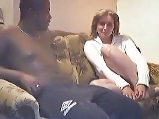 HiddenCam Interracial MILF