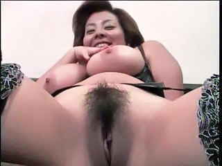 Asian Close up Hairy