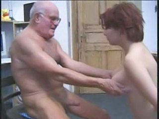 Daddy Old And Young Small Cock