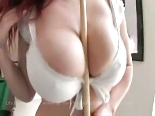 Amazing Big Tits Dancing