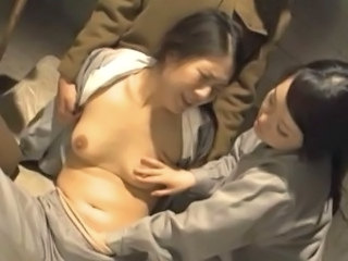 Prison Threesome Mature