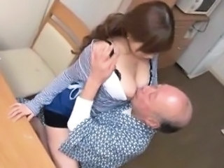 Old And Young Daddy Asian