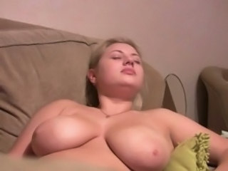 Big Tits Blonde Chubby