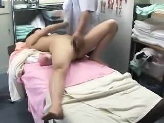 Cute Japanese Babe Banging