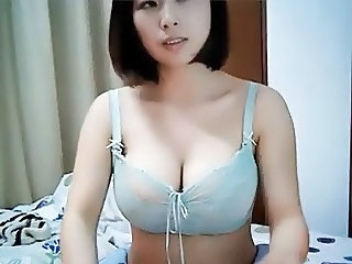 Asian Big Tits Lingerie