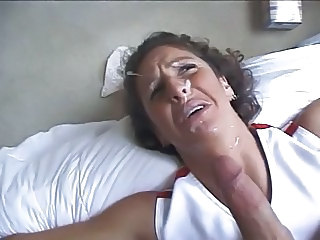 Facial Big Cock Amateur