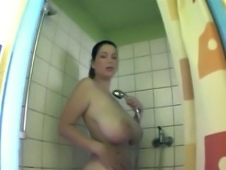 Showers Big Tits Teen