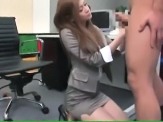 Amazing Asian Handjob