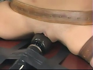 Asian Bondage Close up