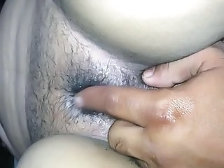 Close up Hairy Indian