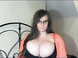 Awesome Huge Massive Tits Babe Gina On Cam