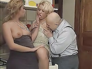 Daddy Family Blonde