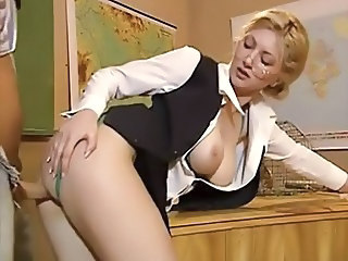 Teacher MILF School
