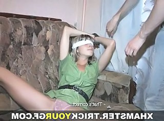 Trick Your GF - Slut enjoys surprise fucking revenge