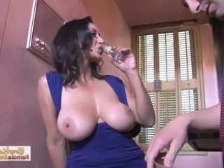 Drunk Amazing Big Tits