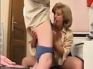 Russian Amateur Blowjob