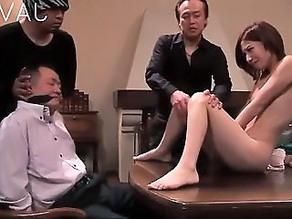 Asian Daughter Forced Japanese
