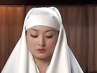 Cute Nun Asian