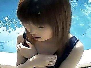 Pool Asian Cute