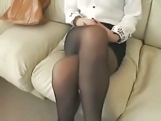 Legs Stockings Amateur
