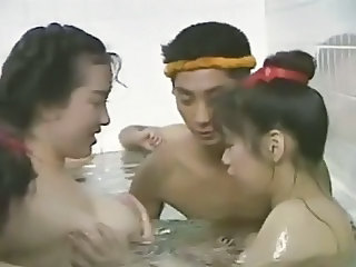 Pool Groupsex Asian