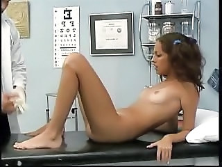 Doctor Small Tits Teen