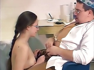 Daddy Teen Doctor