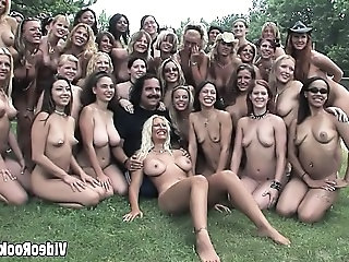 Outdoor Party Teen