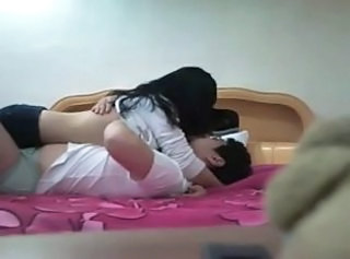 Asian Girlfriend HiddenCam