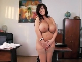 Stockings Teacher Wife