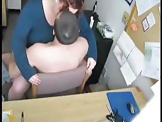 HiddenCam Clothed MILF