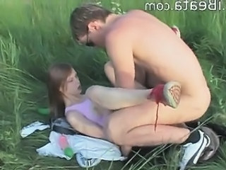 Teen Outdoor Clothed