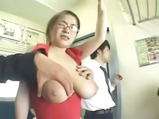 Asian Big Tits Glasses