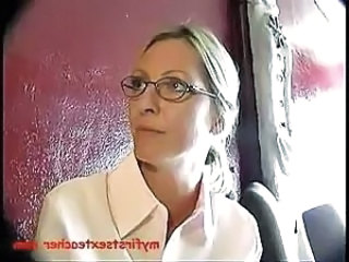 Sex Teacher Doing Student