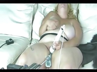 Machine Orgasm Amateur