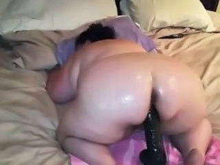 Oiled Amateur Ass