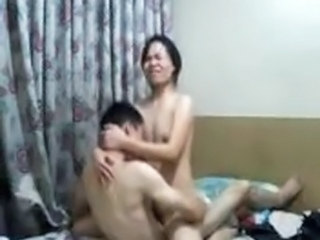 Homemade Amateur Asian