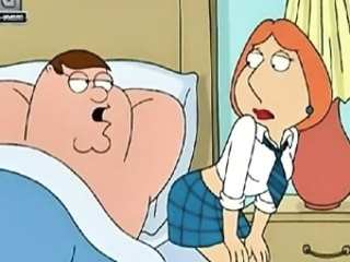 Family Guy Porn - Naughty Lois wants anal