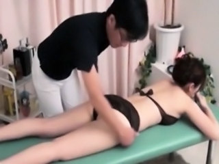 Massage Asian MILF