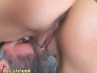Close up Daddy Daughter Licking Old And Young Pussy Teen